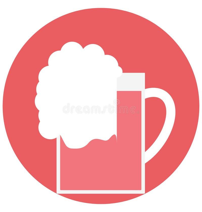 Öl rånar redigerbart för symbol för illustrationfärg vektorn isolerat lätt och specialt bruk för fritid, reser och turnerar stock illustrationer