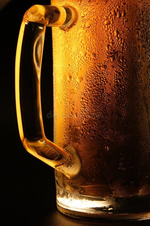 ölcold royaltyfri bild