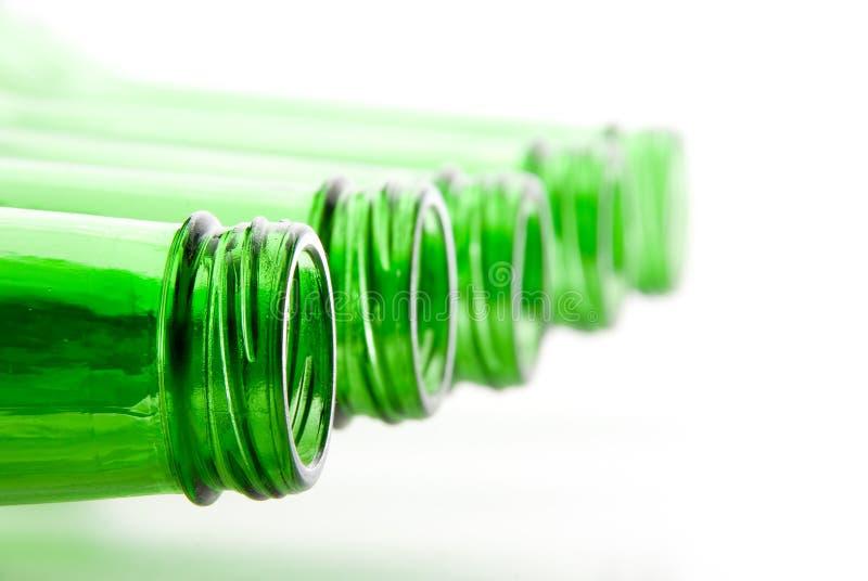 Ölflaskar fotografering för bildbyråer