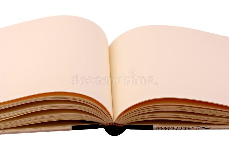 öppen bok arkivfoton