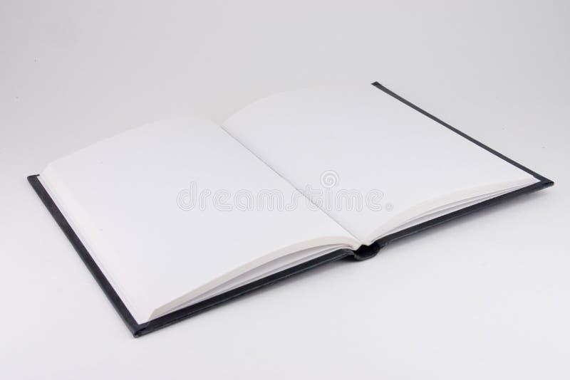 öppen bok 2 royaltyfria foton