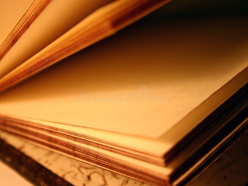 öppen souvenir för bok ii royaltyfria bilder