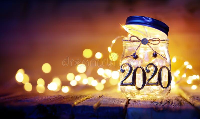 Öppna 2020 - Julljus i Jar arkivbilder