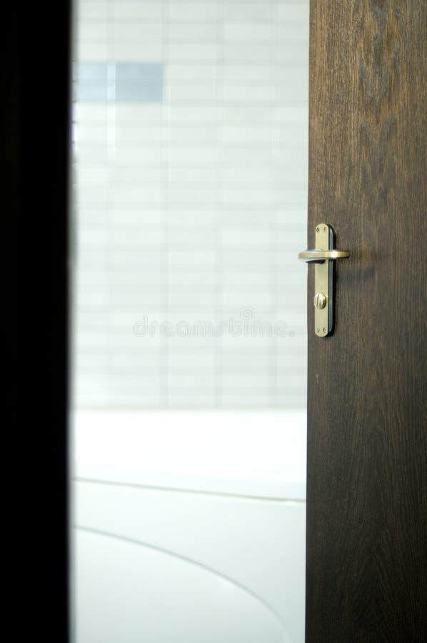 öppna tillfällen för dörr till royaltyfria foton