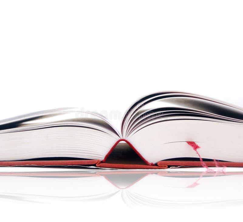 Download öppnad bok fotografering för bildbyråer. Bild av smart - 3528141