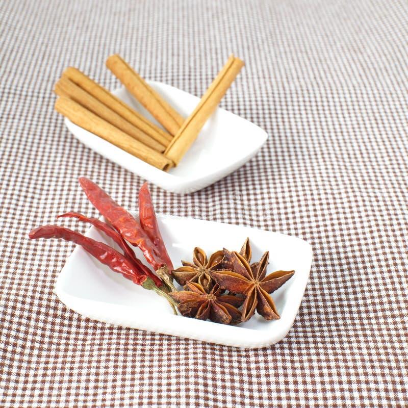 Ört och kryddigt arkivfoto