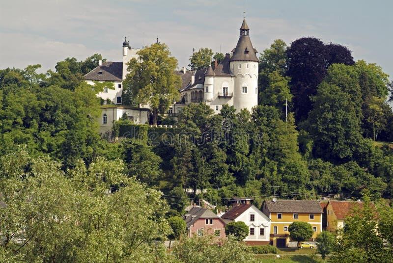 Österreich, Ottensheim-Schloss stockbilder