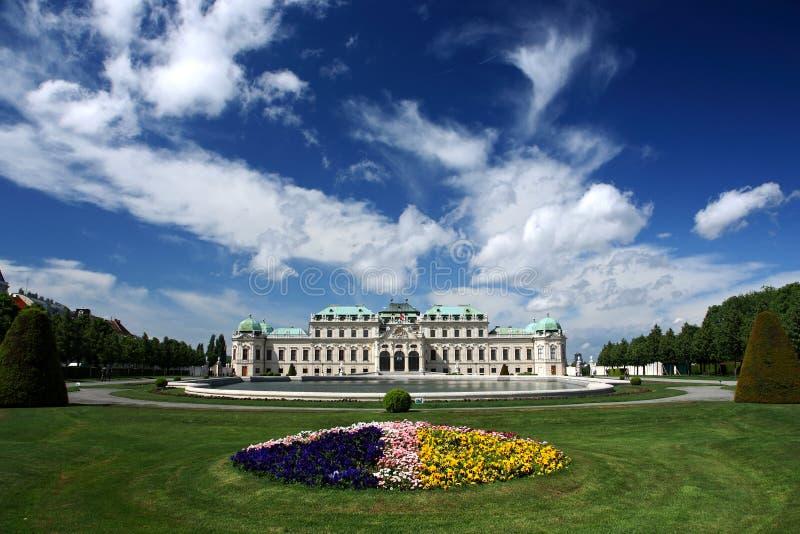 Österrike stad vienna arkivfoton