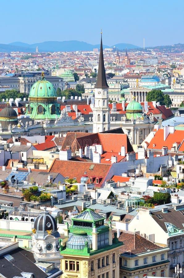 Österrike vienna royaltyfria bilder