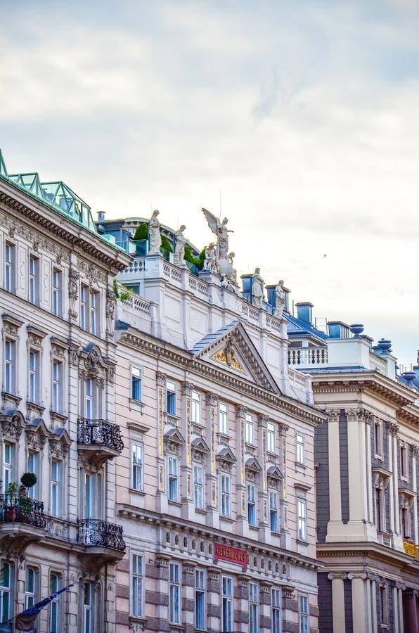Österrike vienna royaltyfri bild