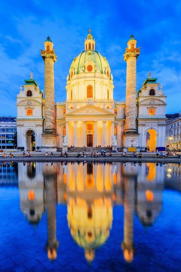 Österrike vienna arkivbild