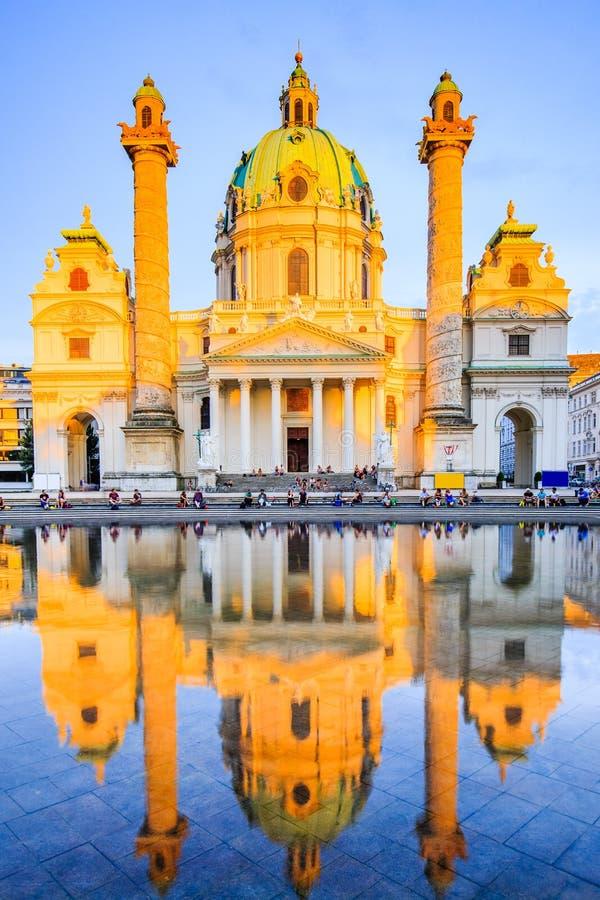 Österrike vienna arkivfoton