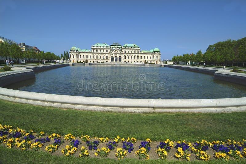 Österrike Wien, royaltyfri fotografi