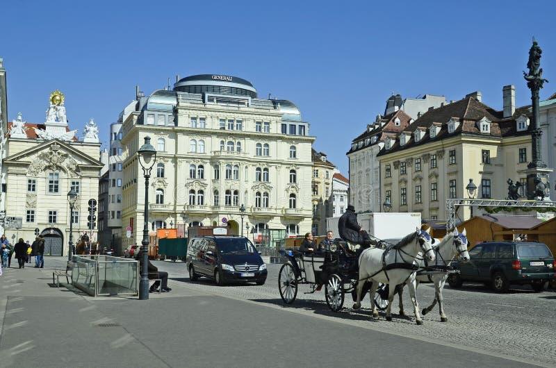 Österrike Wien arkivfoto