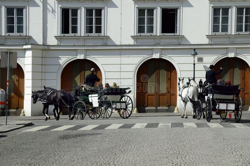 Österrike Wien fotografering för bildbyråer