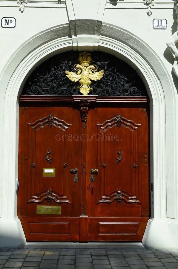 Österrike Wien royaltyfri bild