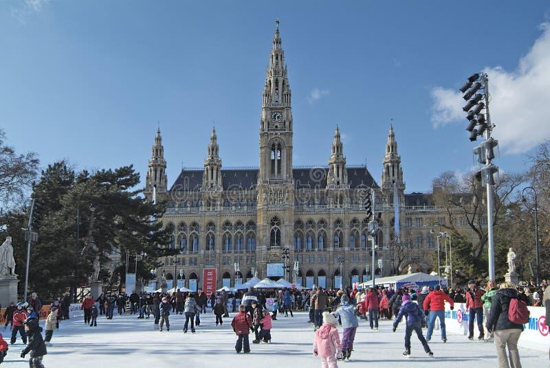 Österrike Wien royaltyfri fotografi