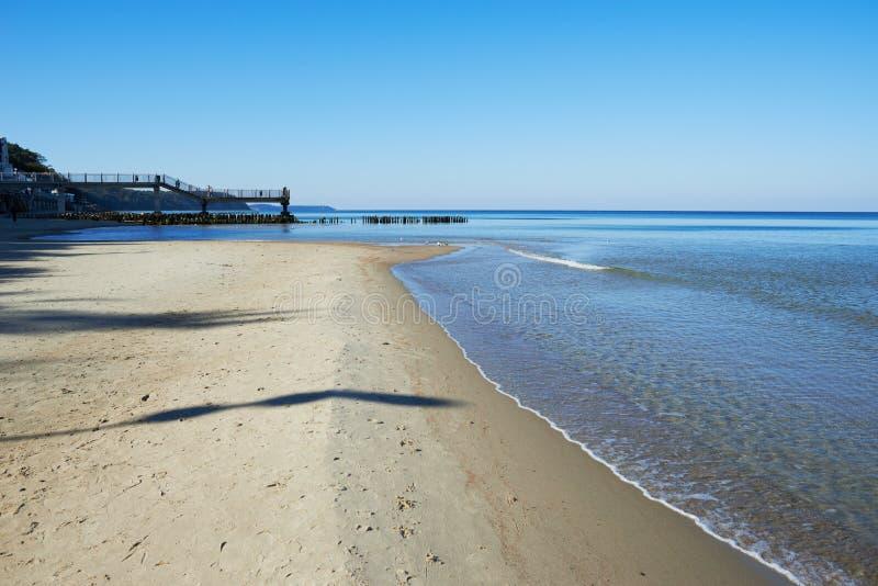 Download Östersjön strand fotografering för bildbyråer. Bild av kustlinje - 37344633