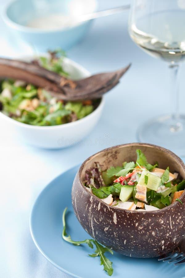 Östlicher Salat lizenzfreie stockfotografie