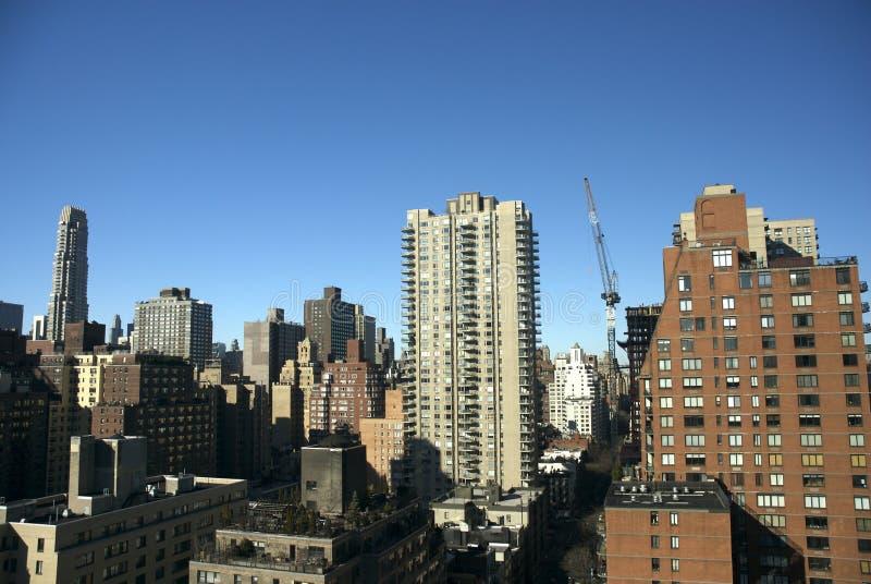 östlig ny sidoupper york för stad arkivfoto