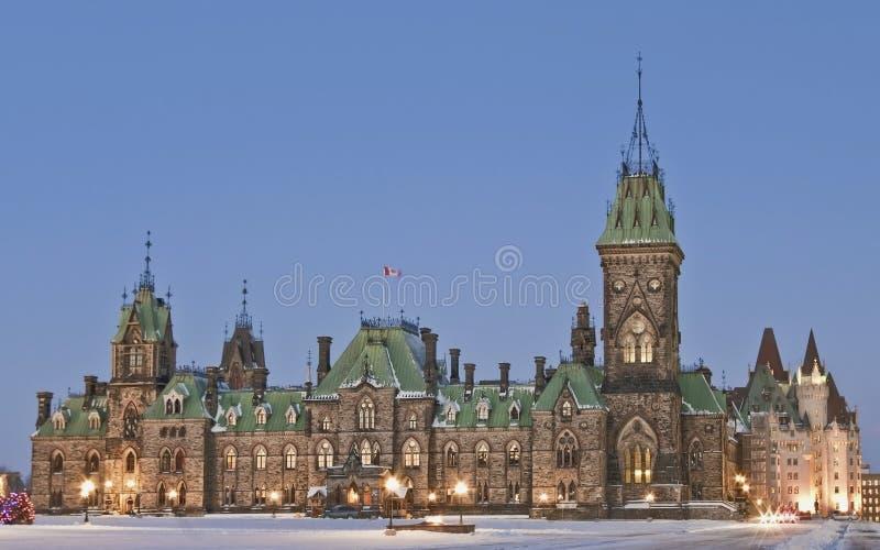 Östligt block Kanada royaltyfria bilder