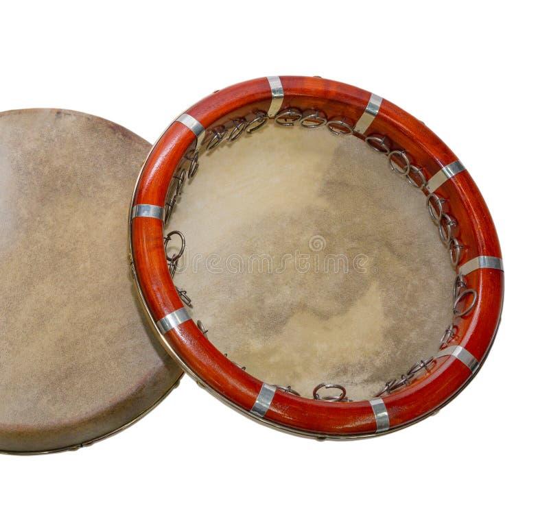 Östligt musikinstrument royaltyfria bilder