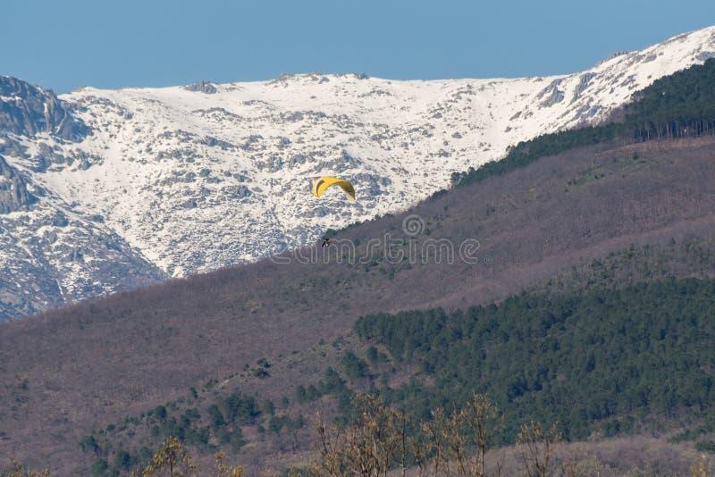 ?ver bergen 2 arkivfoton