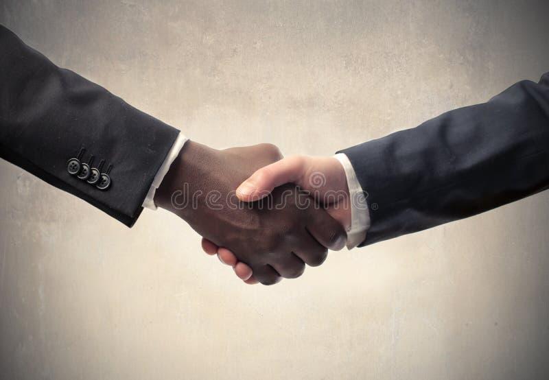 överenskommelse arkivfoton