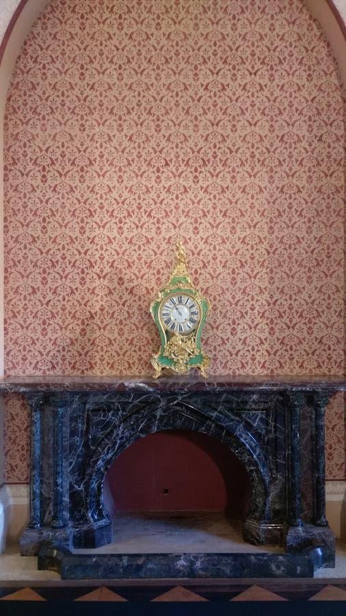 övergående tid för klockadrömliv royaltyfri foto