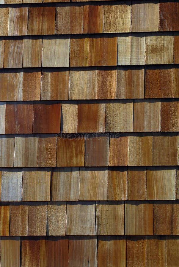 överlappar trä royaltyfri foto