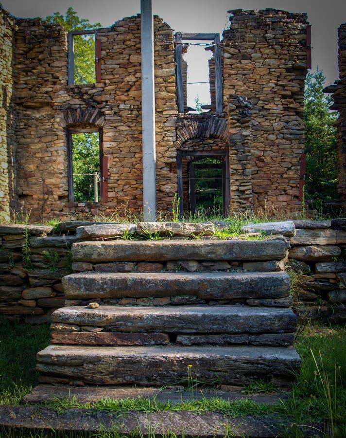 Överste John Martin Rock House royaltyfri fotografi