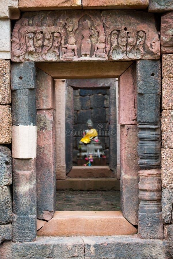 Överstycke Ku Kradon i Thailand arkivfoto