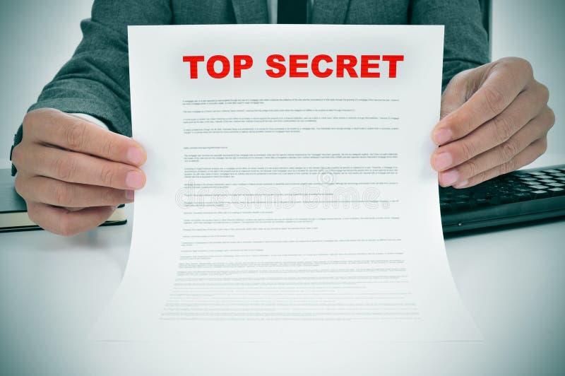Överträffa - hemligheten arkivfoto