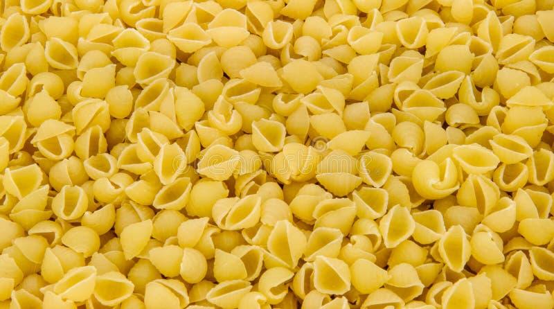 Download Övre sikt för Macaroni arkivfoto. Bild av textur, skal - 27277656