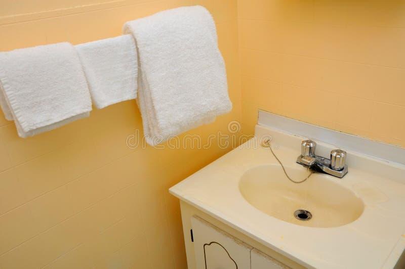 övre wash för områdeshotell royaltyfri foto