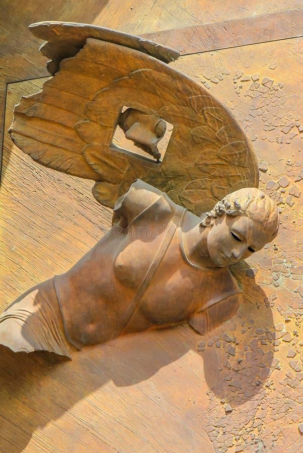 Último basílico de Michel-Ange em Roma imagens de stock