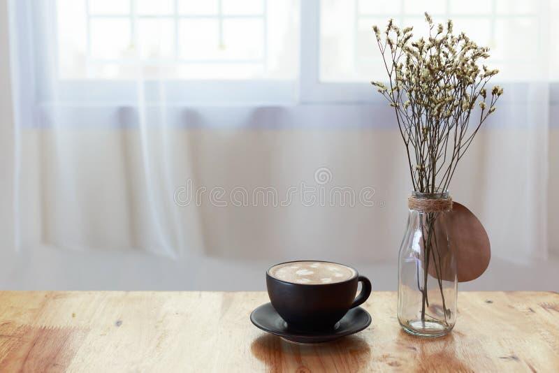 Último café fotografía de archivo