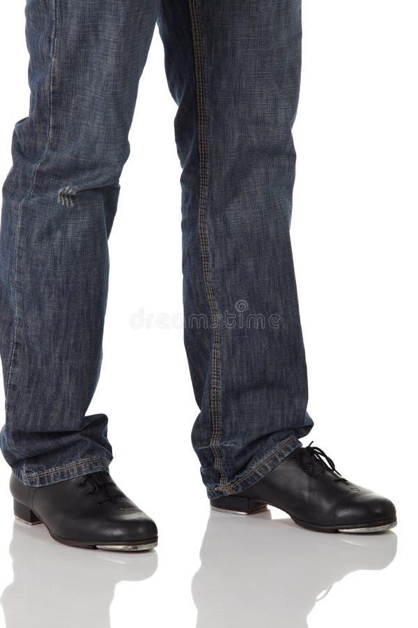 Download Único Dançarino De Torneira Imagem de Stock - Imagem de reflexão, performer: 10064821