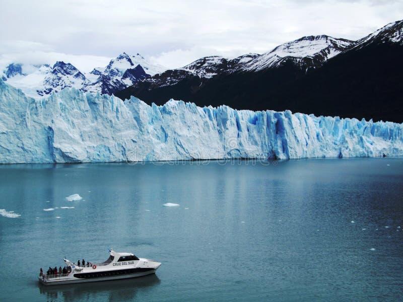 Único el Perito Moreno Glacier fotografía de archivo