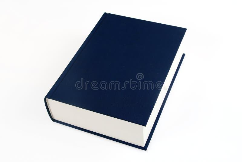 Único livro imagem de stock