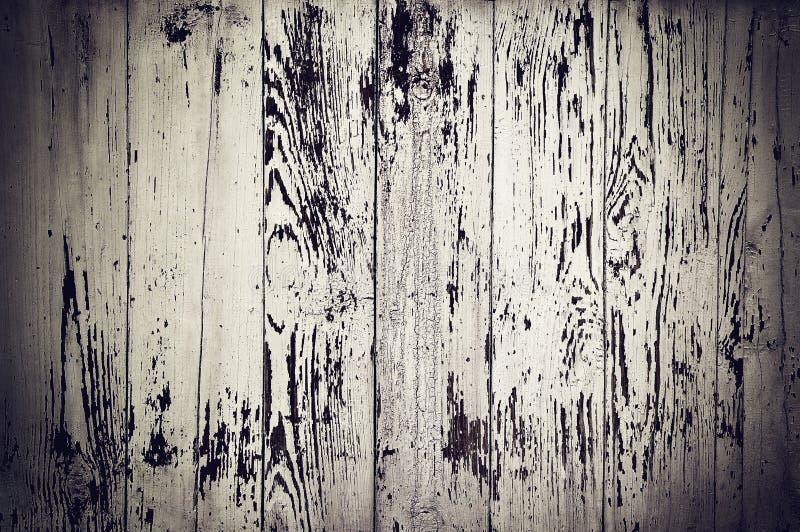 Überholtes gemaltes Holz stockfotografie