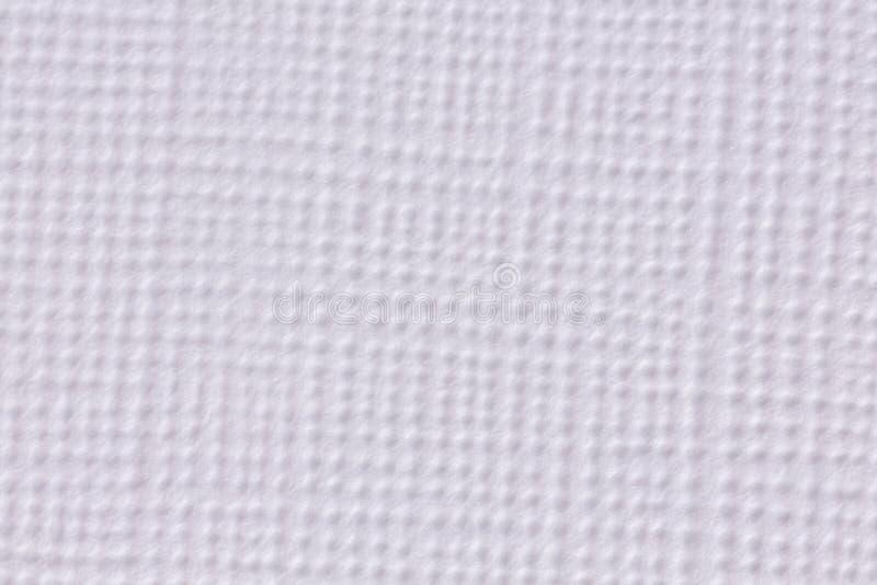 Überprüfte hellrosa Papierbeschaffenheit, Hintergrund auf Makro stockbilder