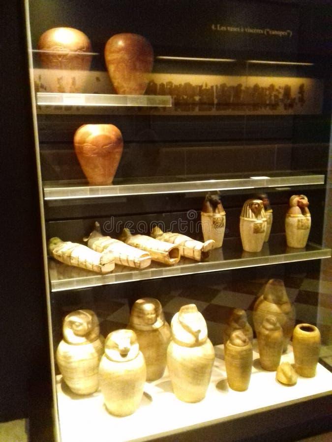 ÜBERRASCHENDE ÄGYPTEN-STÜCKE stockfoto