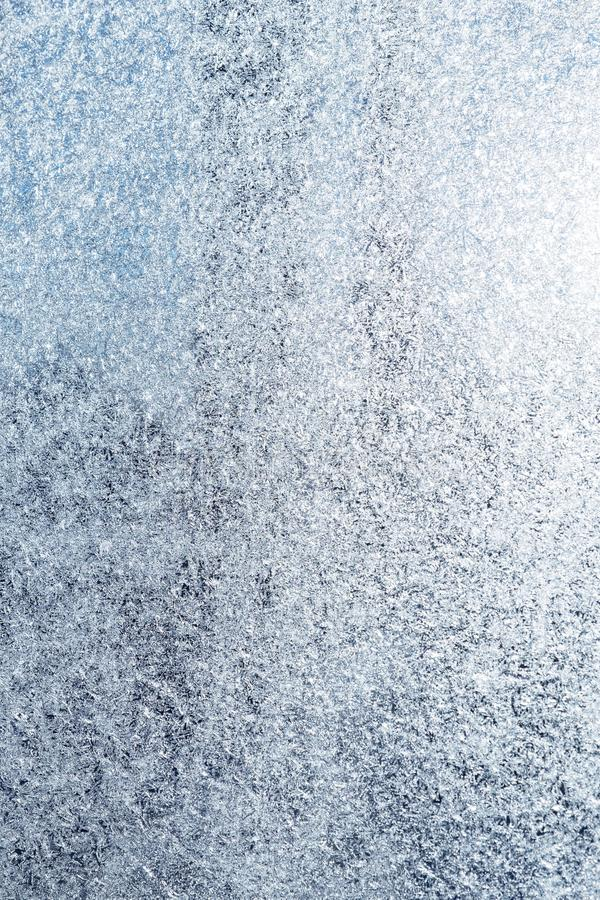 Überraschender Eisbeschaffenheitshintergrund stockbild