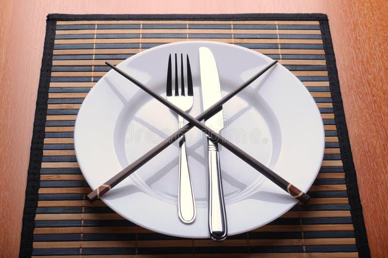 $überschneidungküchen lizenzfreies stockfoto