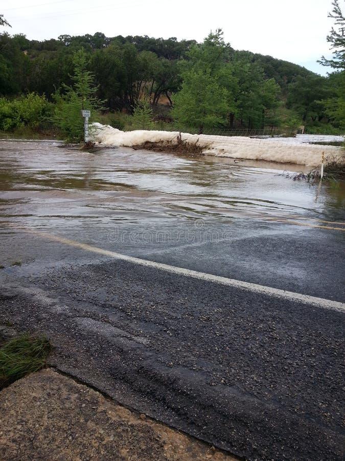 Überschwemmung lizenzfreie stockbilder
