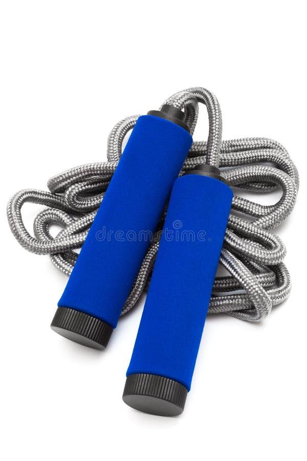 Überspringendes Seil lizenzfreies stockfoto
