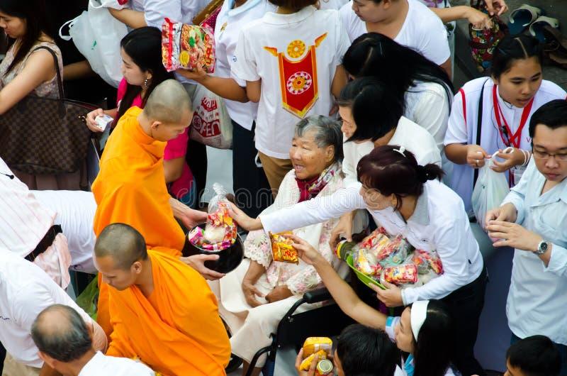 Übertragungsgüte im Buddhismus. lizenzfreie stockfotos