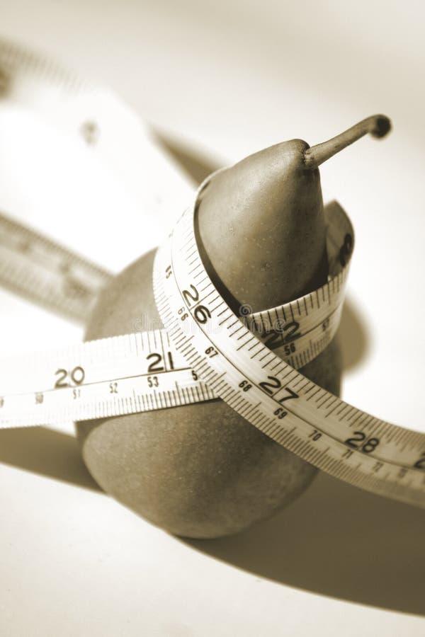 Überwachen der Taille lizenzfreie stockbilder