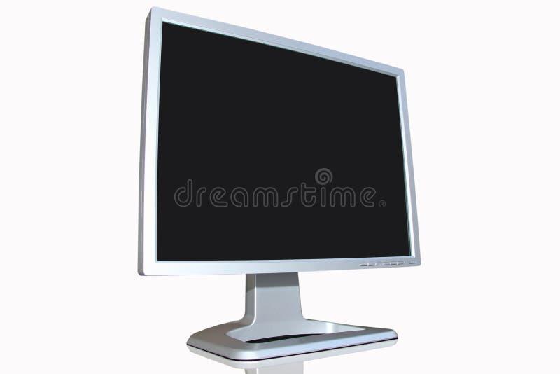 Überwachen Sie LCD vektor abbildung